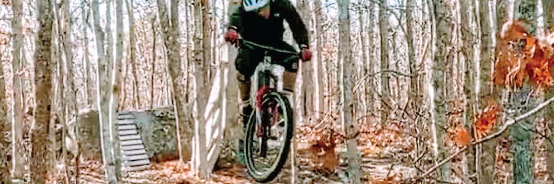 Mountain Biking & MTB Trails: Pine Hills MA