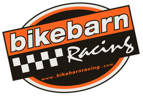 Bike Barn Racing Logo