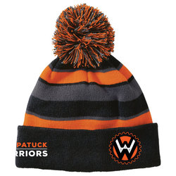 Wompatuck Warriors Comeback Knit Beanie / PRE-ORDER ONLY