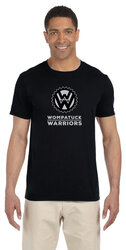 Wompatuck Warriors Short Sleeve T-shirt / PRE-ORDER ONLY
