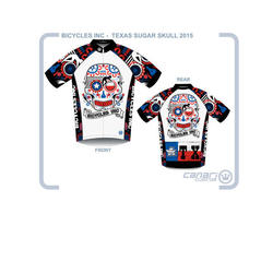 Bicycles, Inc. Bicycles Inc - Texas Sugar Skull Jersey