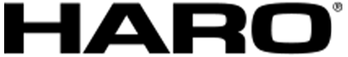 Haro Bikes Logo link to catalog