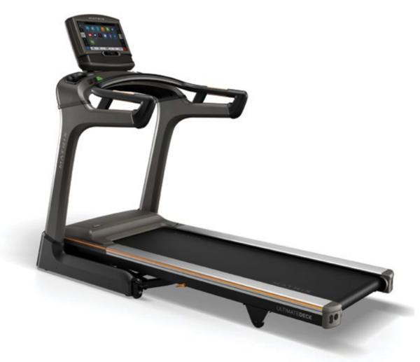 Matrix Fitness TF50 Treadmill