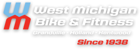 West Michigan Bike & Fitness Logo