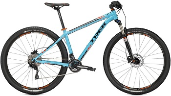 Try a 29er mountain bike soon!