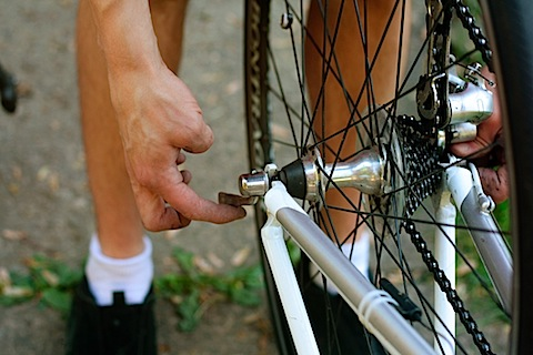 Quick Release - Removing and Installing Your Wheel
