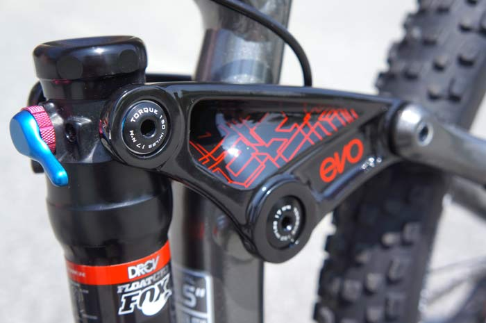 Dial-in your air pressure for the perfect ride!