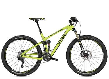 Medium-travel suspension bikes love downhills and uphills!