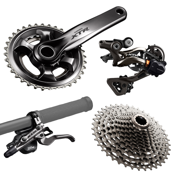 Bicycle components today will amaze you!