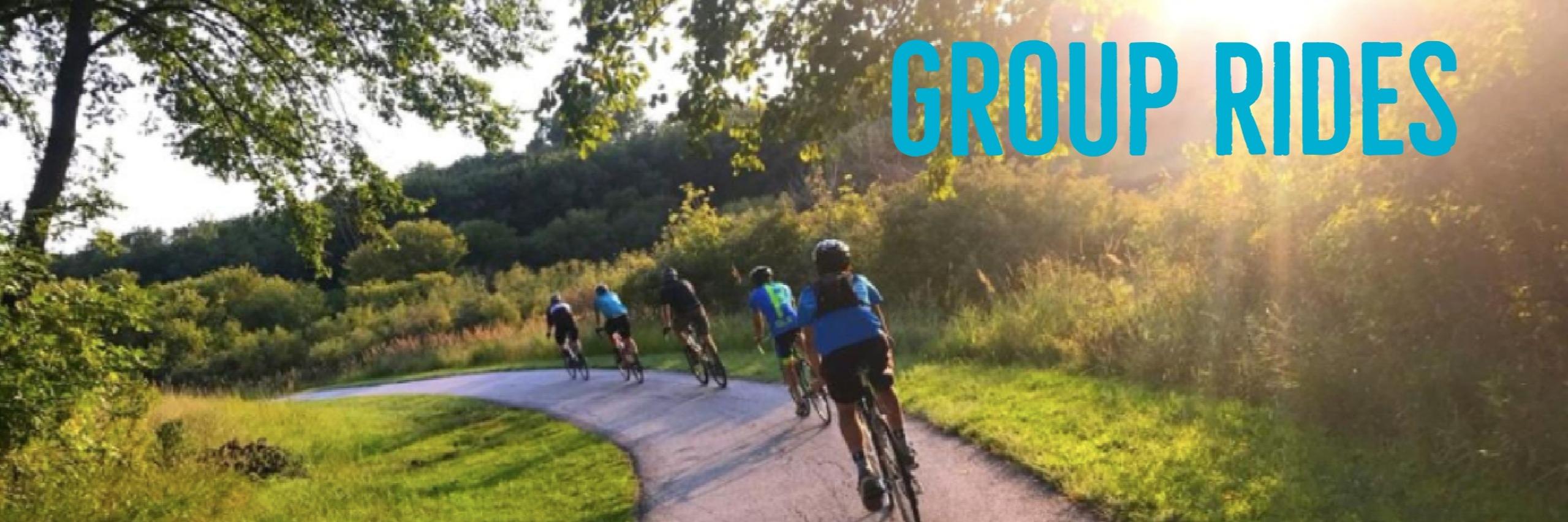 Group rides - Omaha, NE