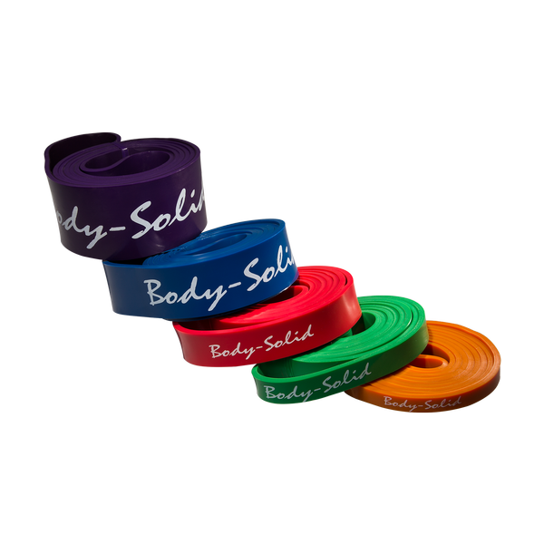 Body Solid Lifting Bands