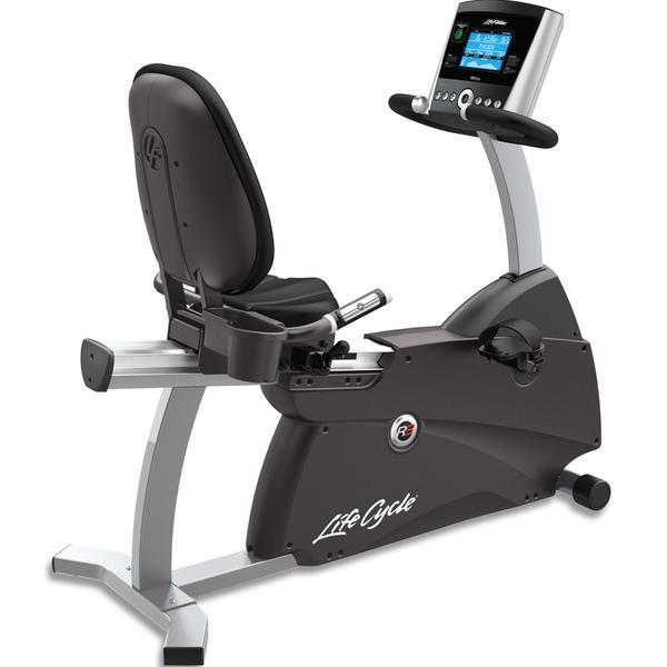 Life Fitness R3 Recumbent Bike