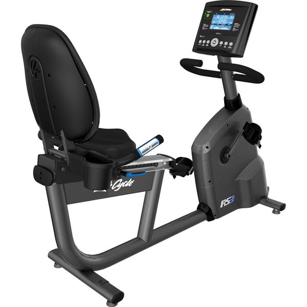 Life Fitness RS3 Recumbent Bike