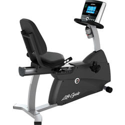 Life Fitness R1 Recumbent Bike