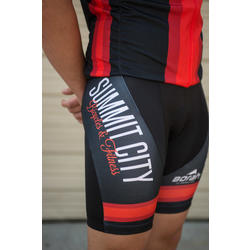 Summit City Bicycles Men's Team Bib Short