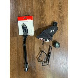 SCB&F Kit 1 Rear Kickstand