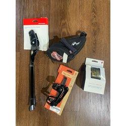 SCB&F Kit 2 Rear Kickstand