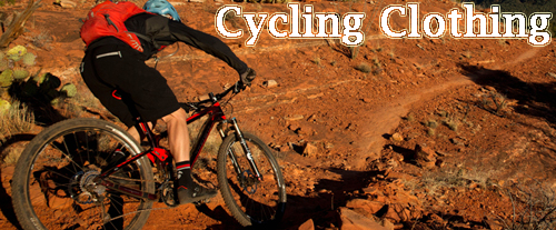 Cycling Clothing at Griffin Cycles