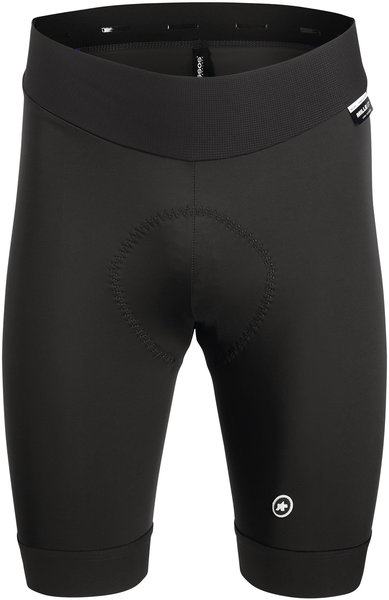 Assos MILLE GT HALF SHORTS Color: Black
