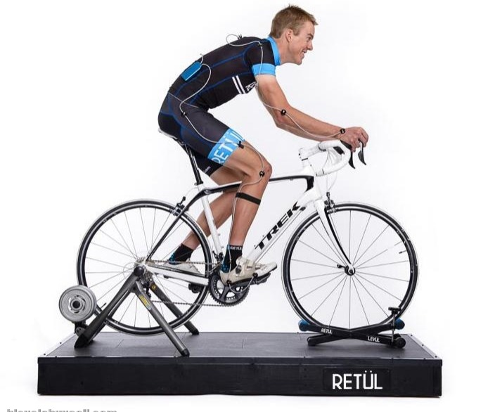 Schedule a bike fit with Retül