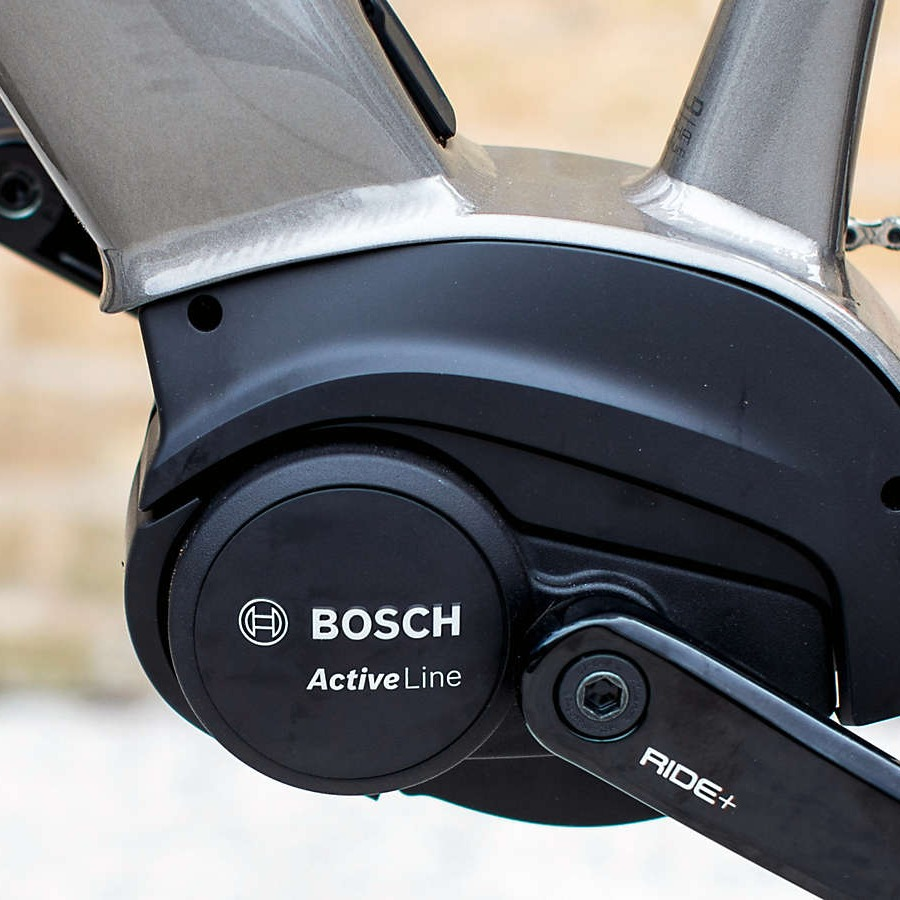 Bosch motors for Trek e-bikes