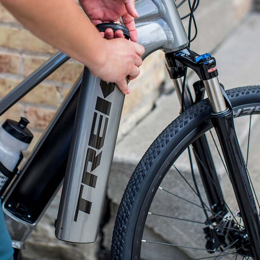 Easy to use electric bicycles at Trek