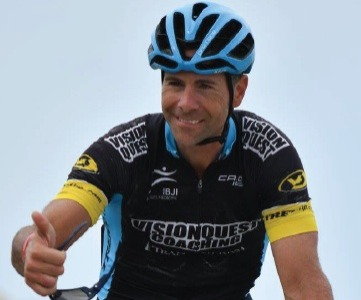 Owner of Vision Cycling - Robbie Ventura