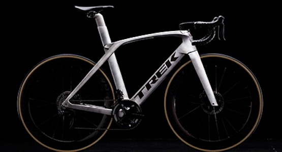 Trek Project One / Brushed Liquid Metal ICON Paint