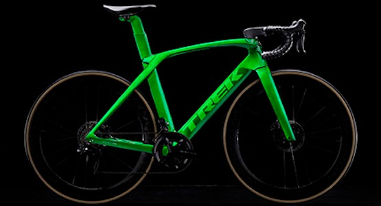 Trek Project One / Candy Emerald Green ICON Paint