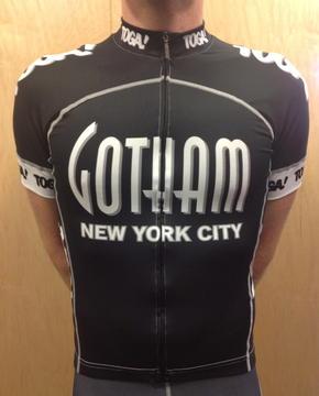 Toga Gotham Primo Euro Team Jersey SS-Black
