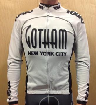 Toga Gotham Primo Euro Team Jersey LS White