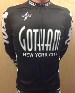 Toga Gotham V-Gear Thermo Team Jacket Black