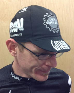 Toga Gotham Team Cycling Cap Black
