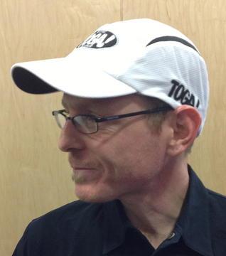 Toga Gotham Toga Tri Go Hat white