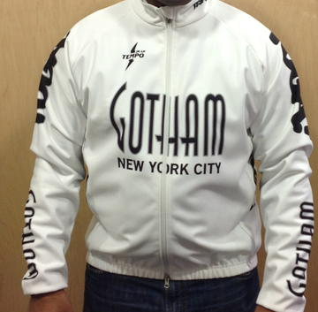 Toga Gotham V-Gear Thermo Team Jacket White