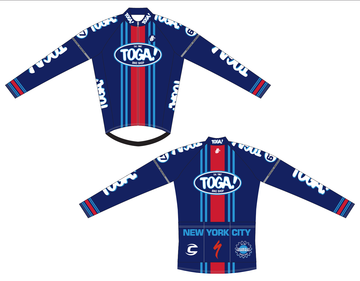 Toga Racing Men's Velocity Long Sleeve Jersey