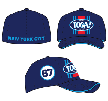 Toga Racing Fitted Cap
