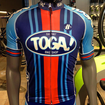 Toga Racing Men's Velocity Plus Short Sleeve Jersey