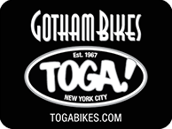 Toga Bike Shop Sticker
