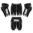 Toga Gotham Toga Tri Bottom (Womans) Black