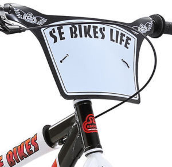SE Bikes SE Bikes Number Plate