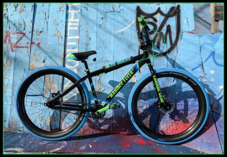 SE Bikes Rad Series