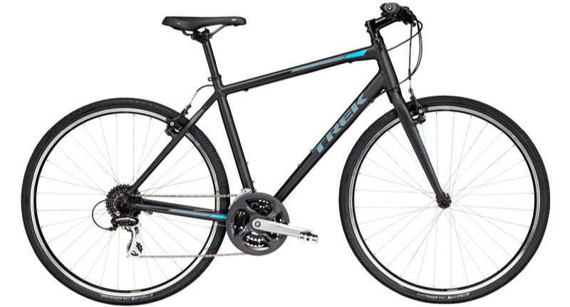 Trek Mount Pleasant Savannah FX 2 Hybrid Bike