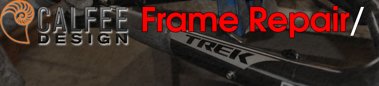 Carbon Frame Repair from Calfee Design