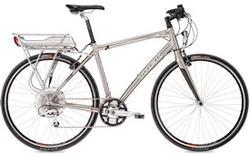 Trek Ride+ Electric Assist FX+!