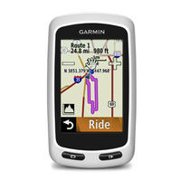 The Garmin Edge Touring Plus GPS!