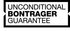 Unconditional Bontrager Guarantee