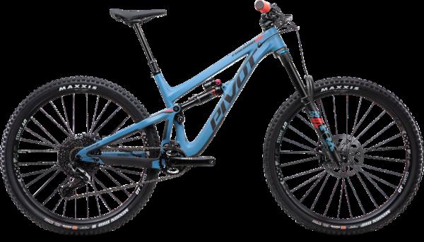 Pivot Cycles FIREBIRD 29 RACE XO1 w/ Carbon Wheels