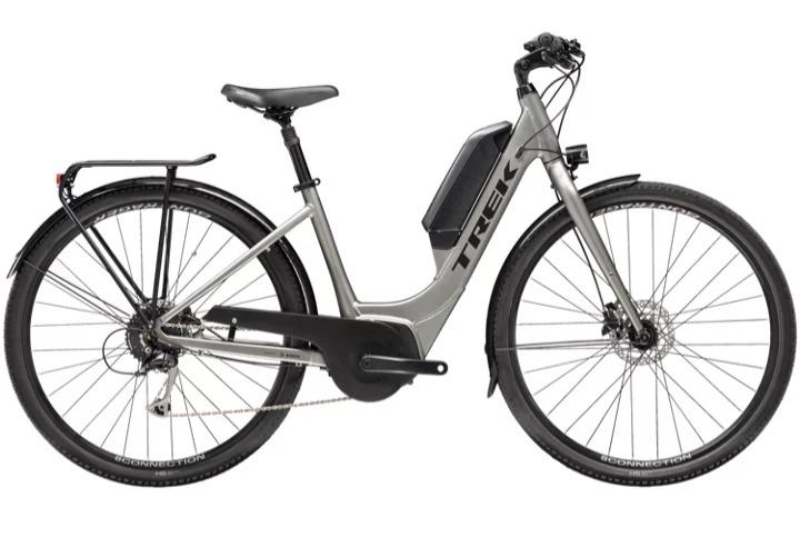 Electric Assist Bike Rentals