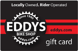 Eddy's Bike Shop Gift Cards
